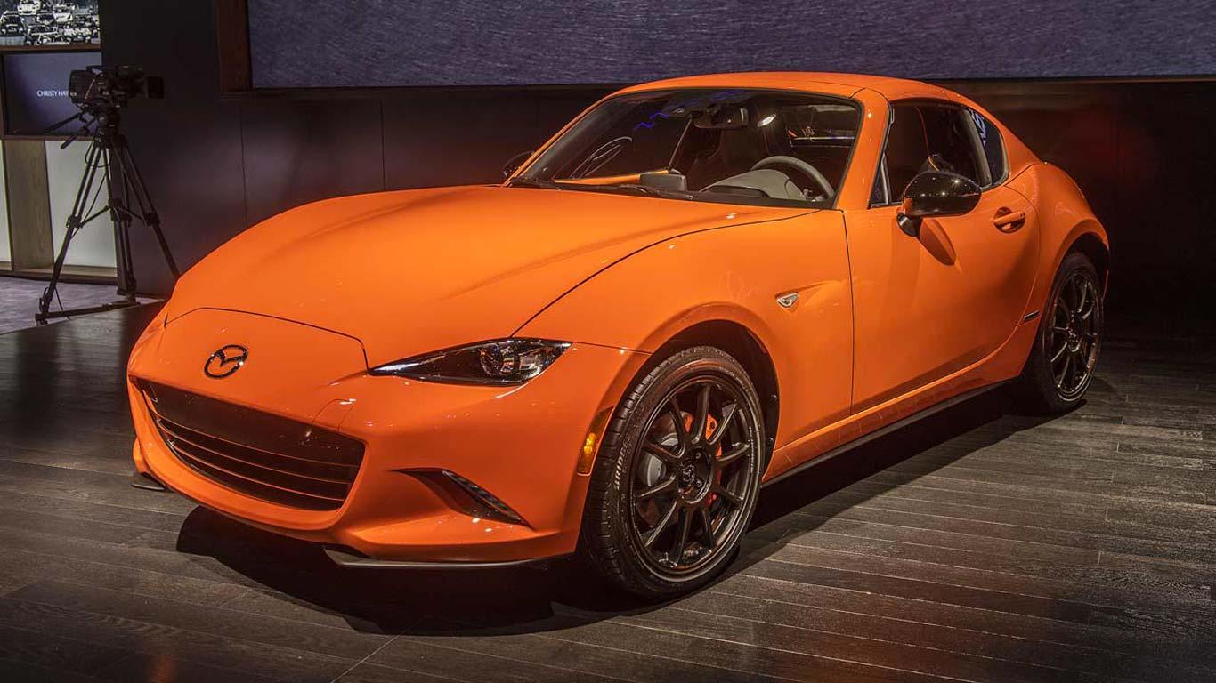 """Mazda """"Miata"""" MX-5 30th Anniversary"""
