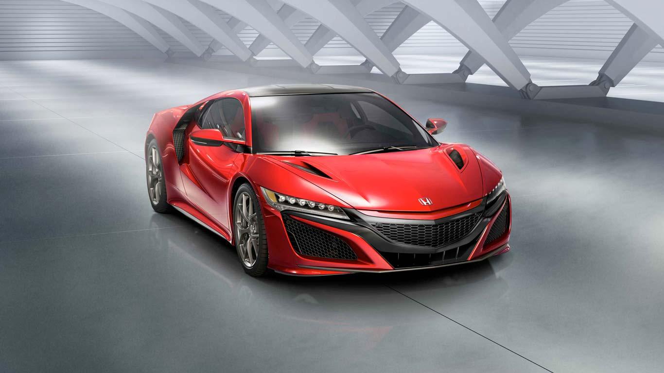 Honda Acura Nsx 2020 Review Supercars Josefin Garage